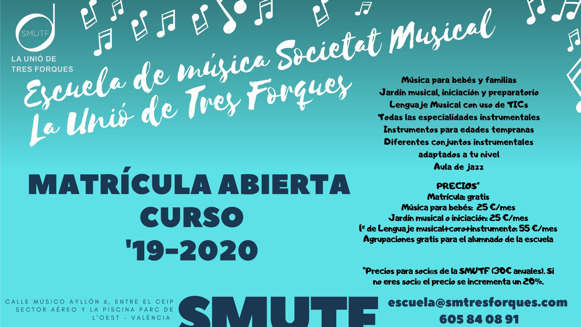 7 Escuela de música Societat Musical La Unió de Tres Forques (1)
